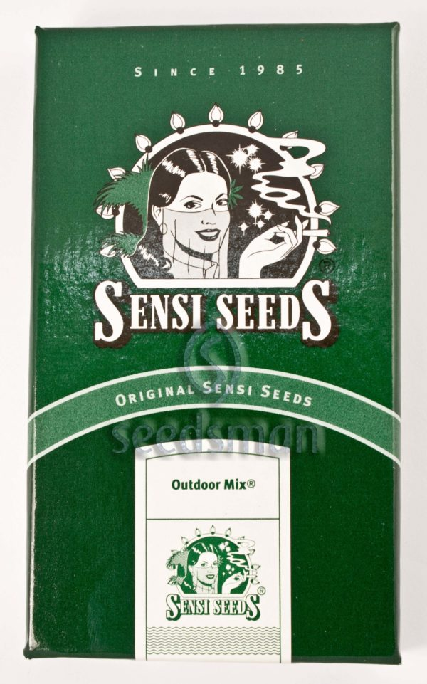 Outdoor Mix Regular Seeds