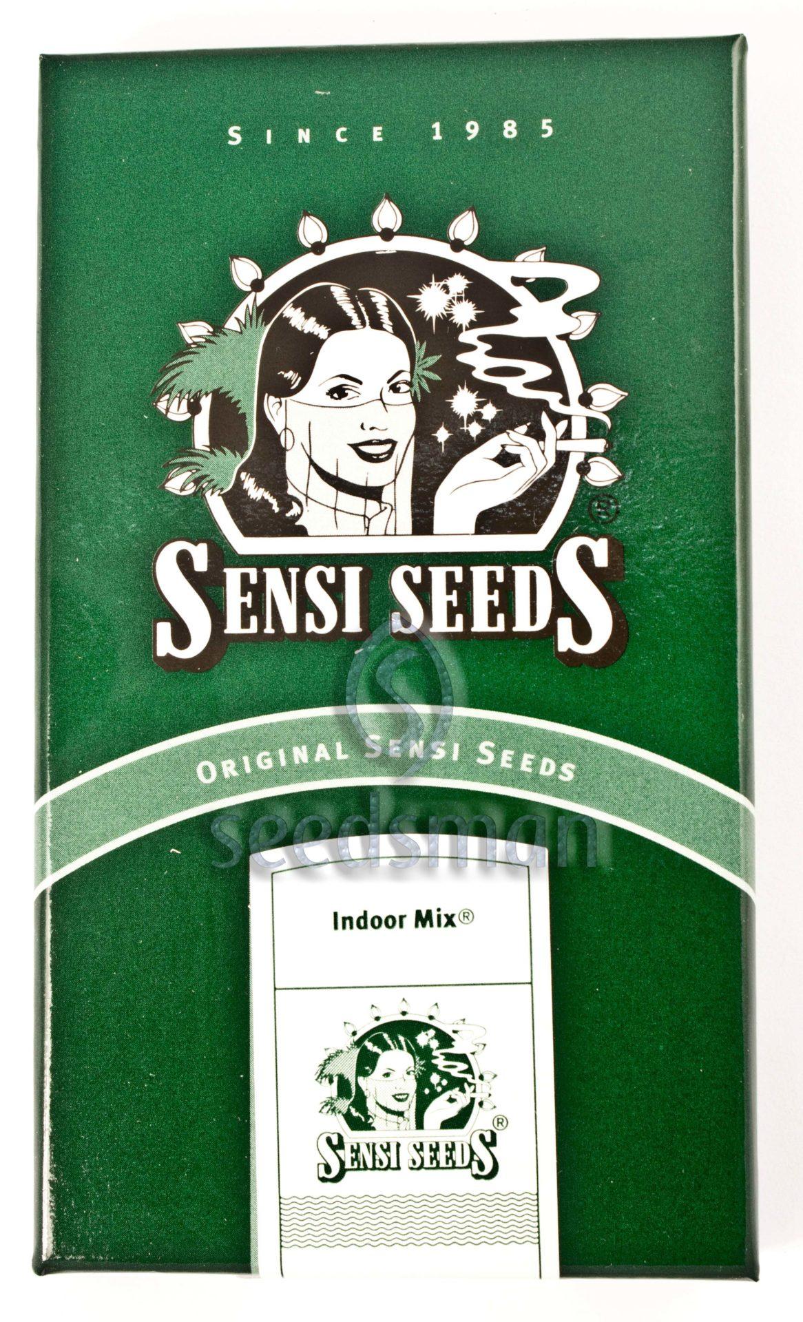 Indoor Mix Regular Seeds